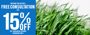 East Valley Weed Control Coupon